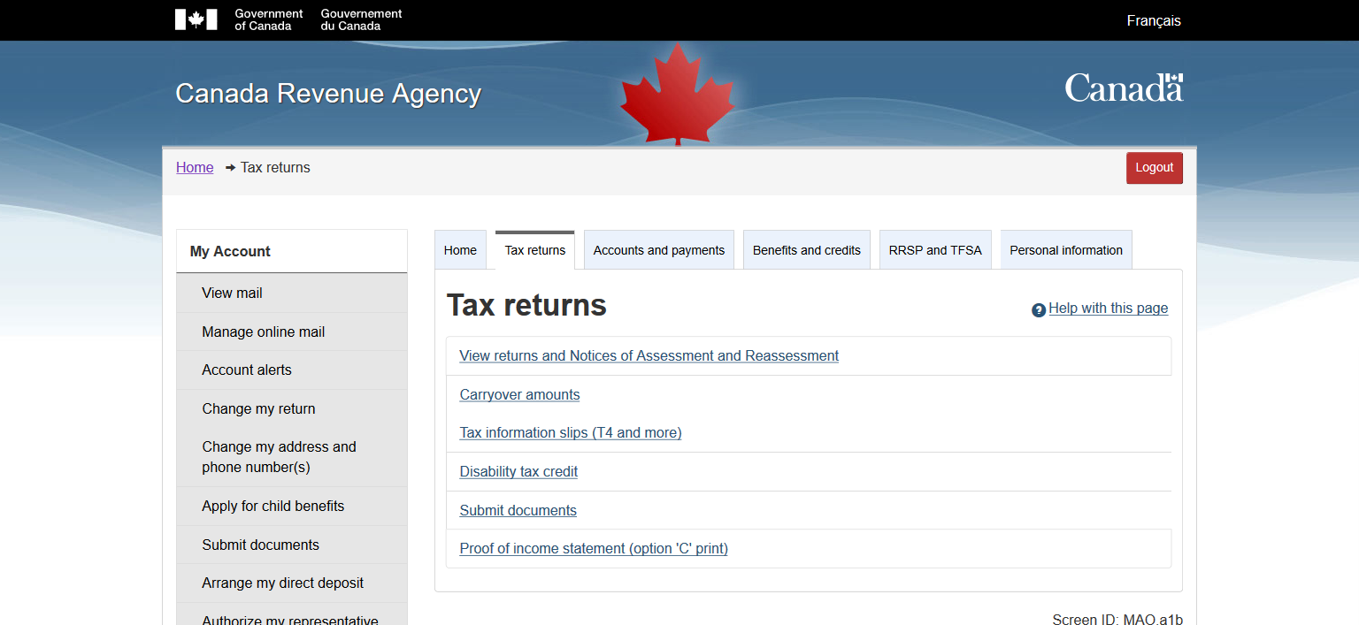 How to Access Old Tax Returns